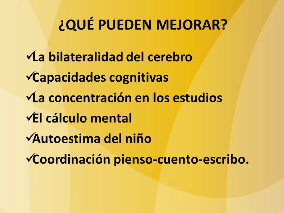 Bienvenidos ppt descargar - Mejorar concentracion estudio ...