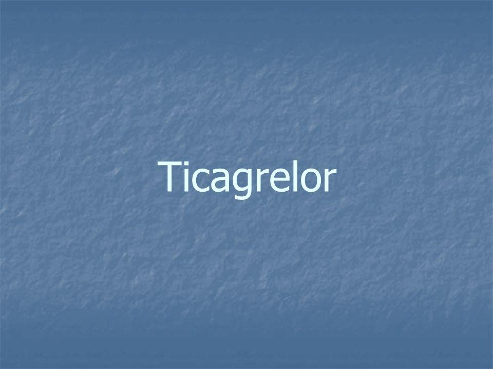 Ticagrelor