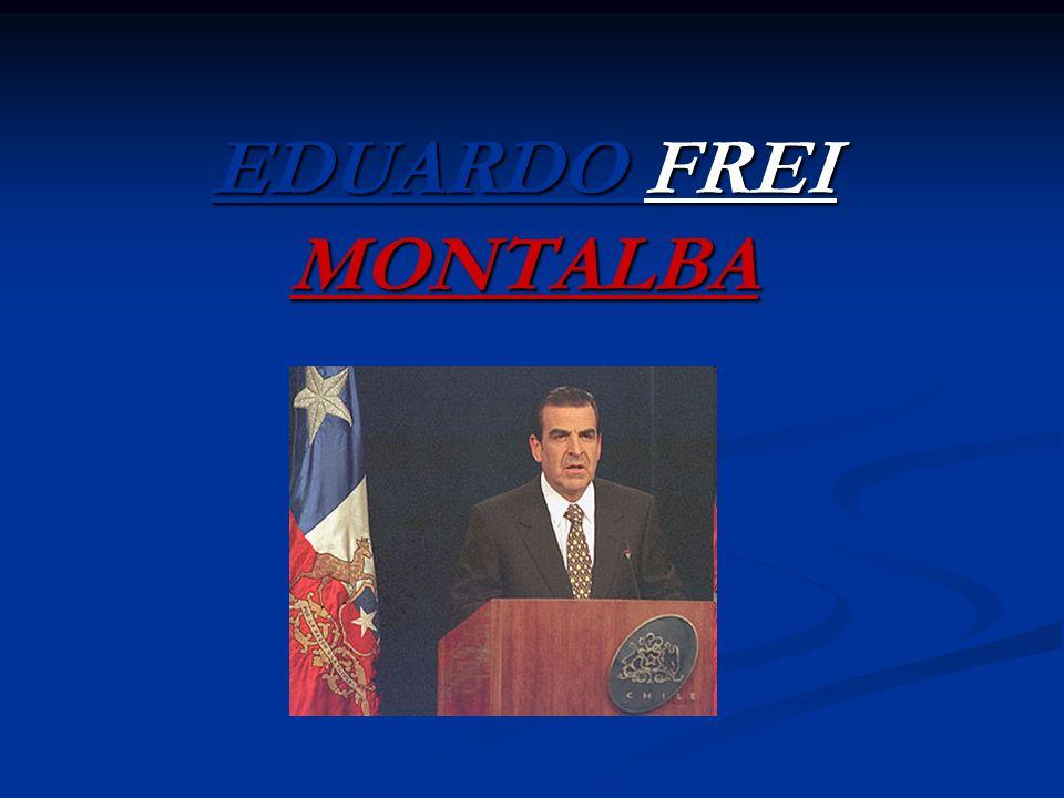 EDUARDO FREI MONTALBA