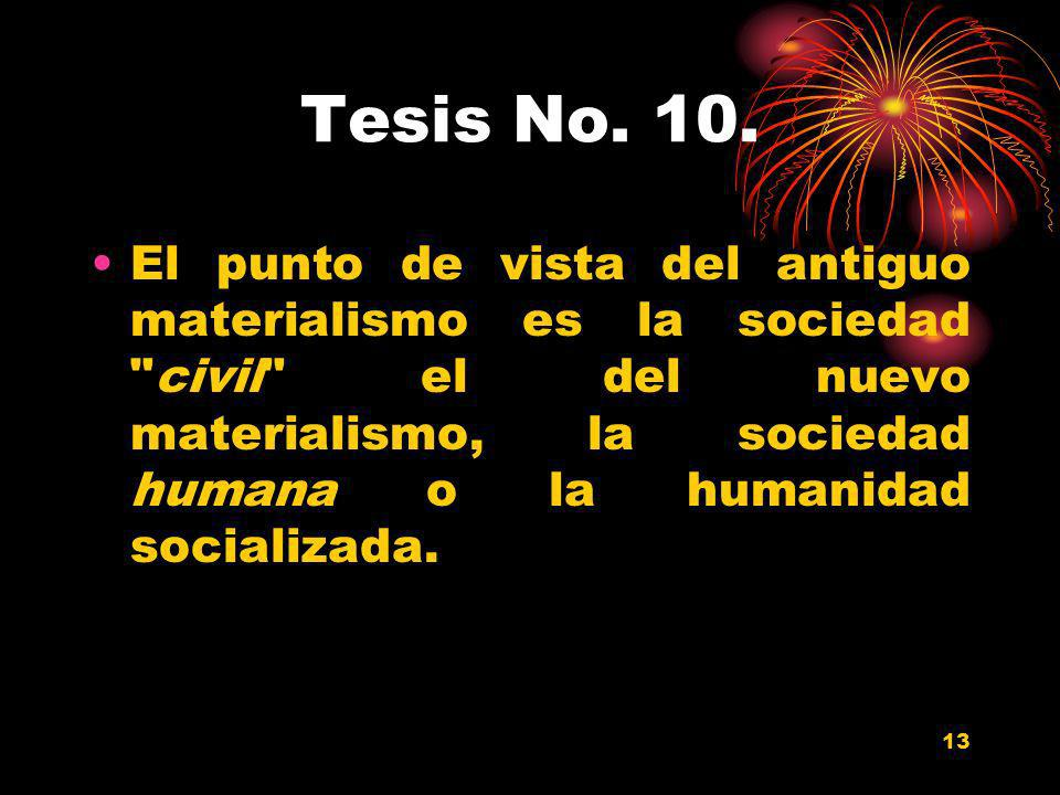 Tesis No. 10.