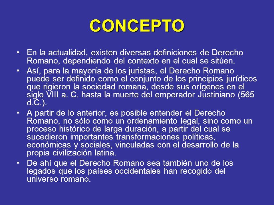 Matrimonio Romano Concepto : El derecho romano definición orígenes y periodización