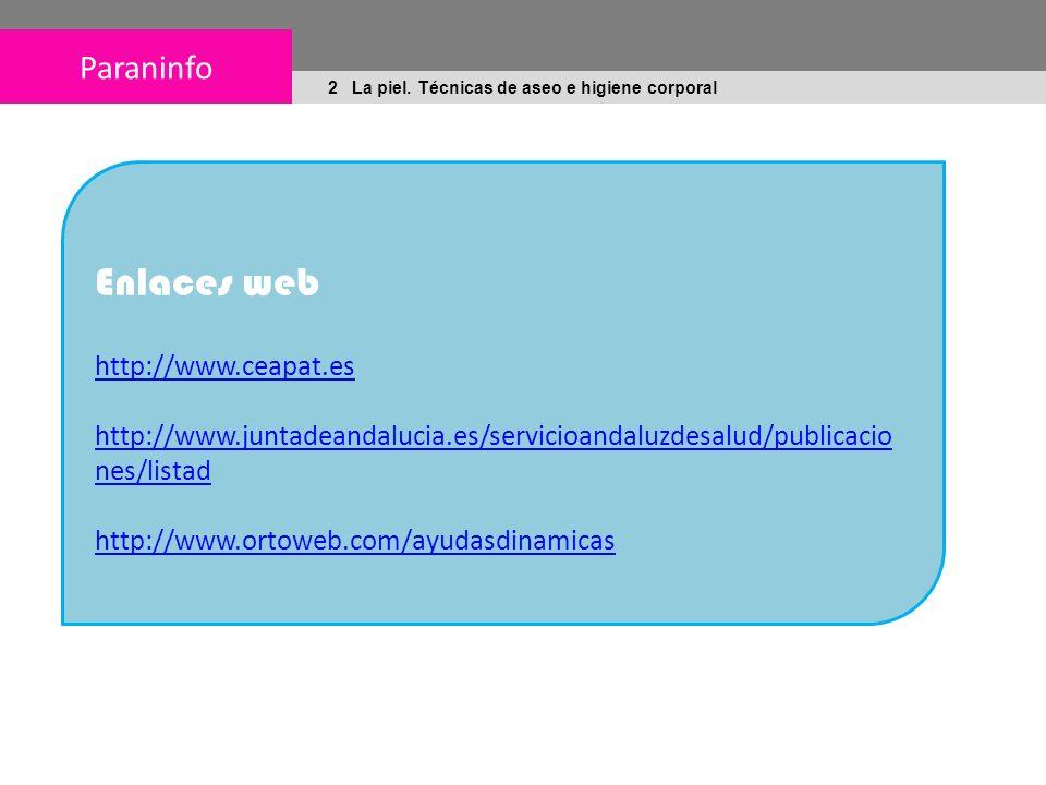 Enlaces web http://www.ceapat.es