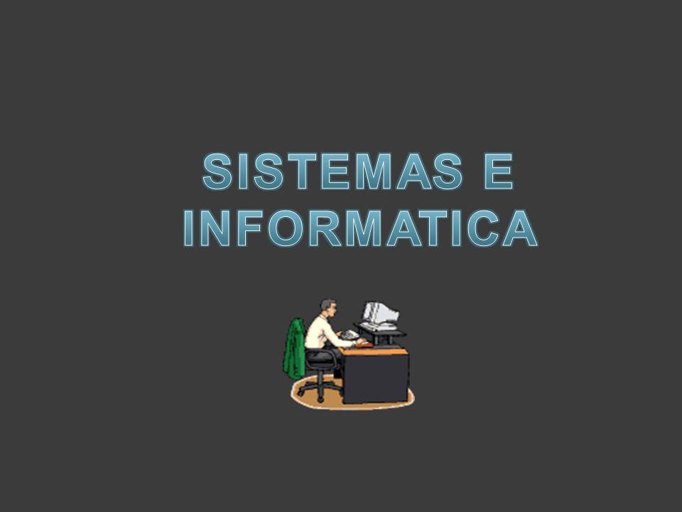 SISTEMAS E INFORMATICA