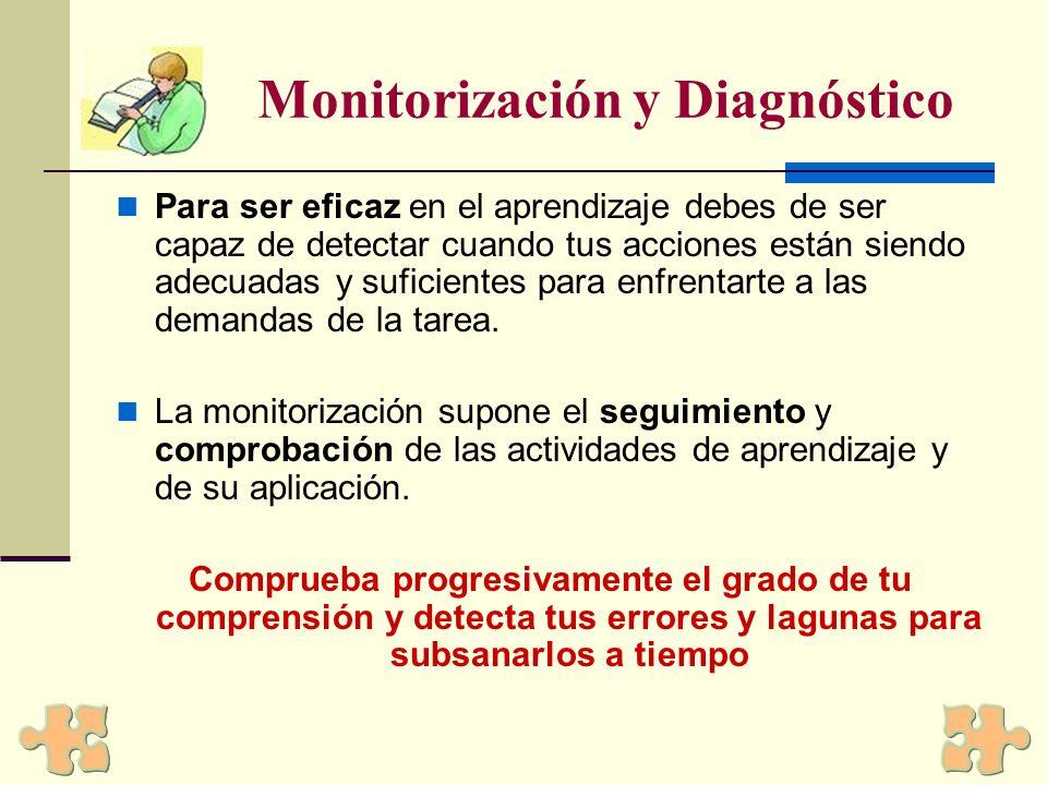 Monitorización y Diagnóstico