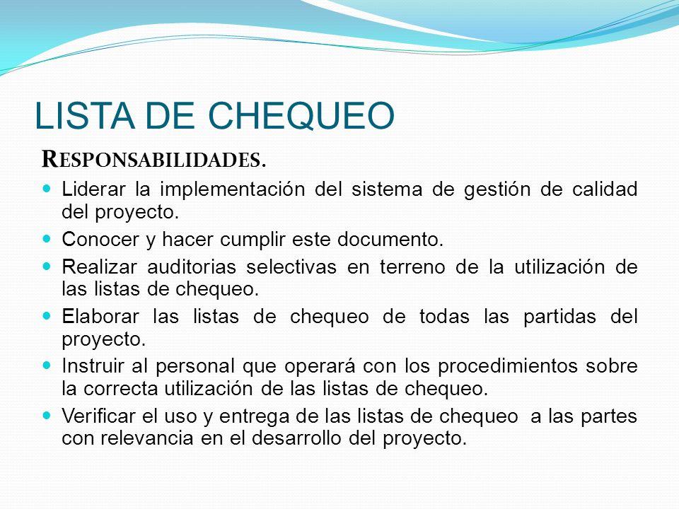 LISTA DE CHEQUEO RESPONSABILIDADES.