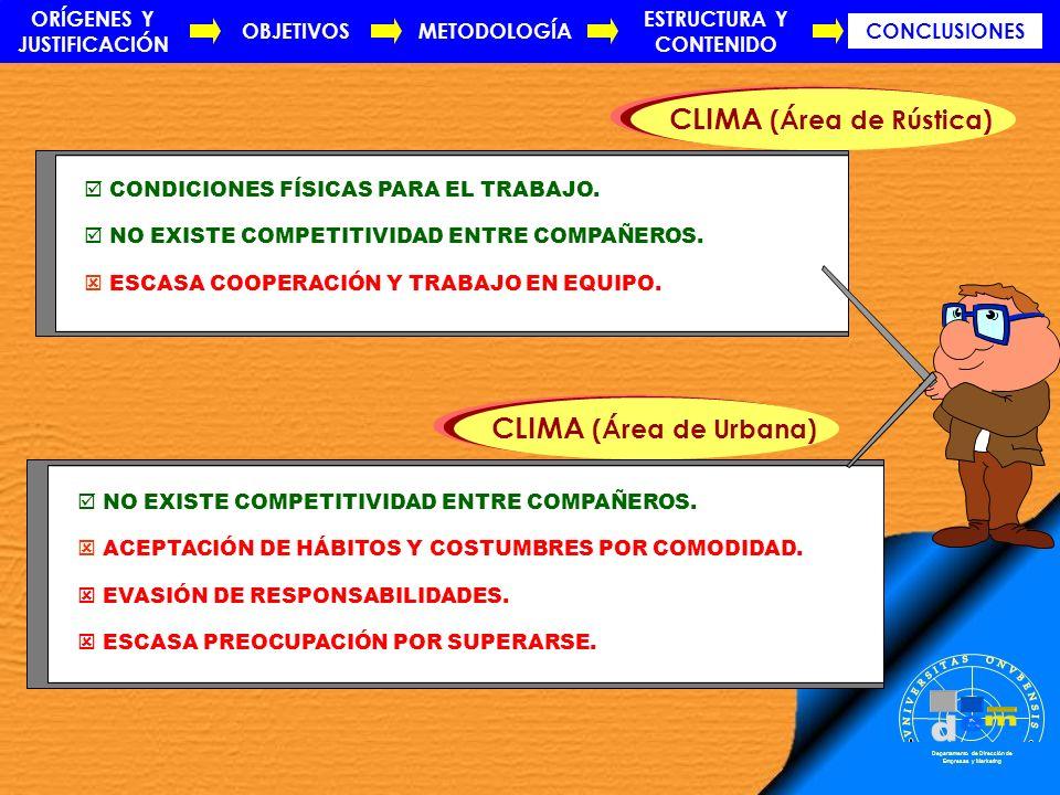 . m d e VNIVERSITAS ONVBENSIS SAPERE AVDE CLIMA (Área de Rústica)