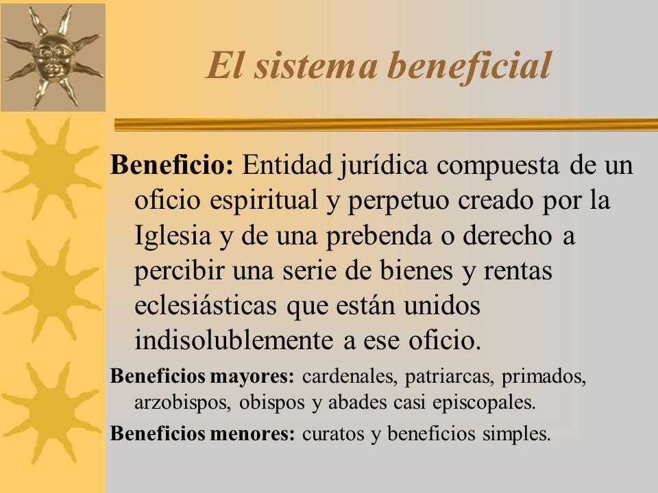 El sistema beneficial