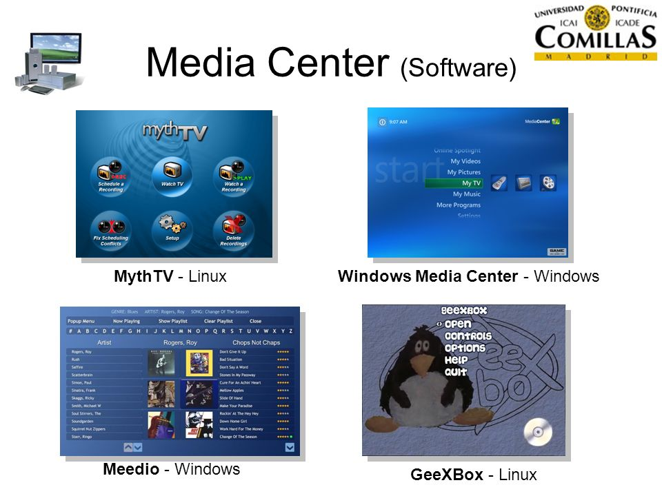 Media Center (Software)