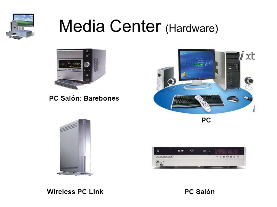 Media Center (Hardware)