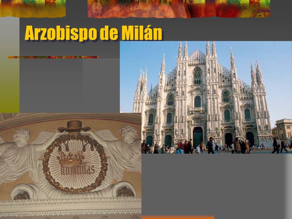 Arzobispo de Milán