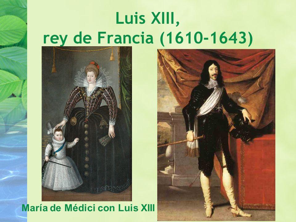 Luis XIII, rey de Francia (1610-1643)