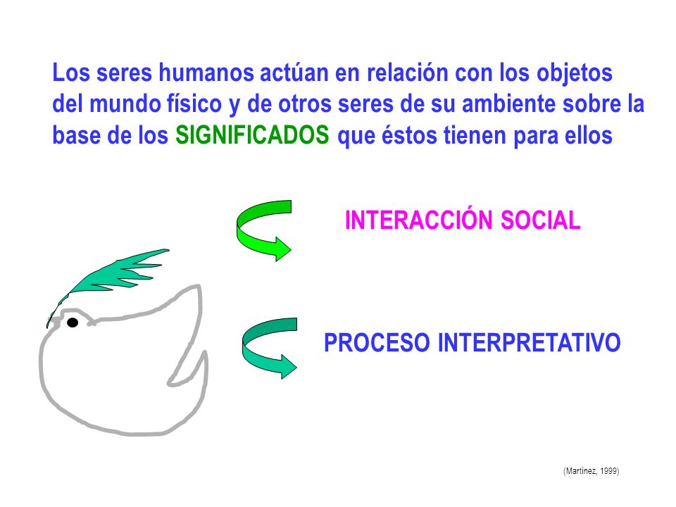 PROCESO INTERPRETATIVO