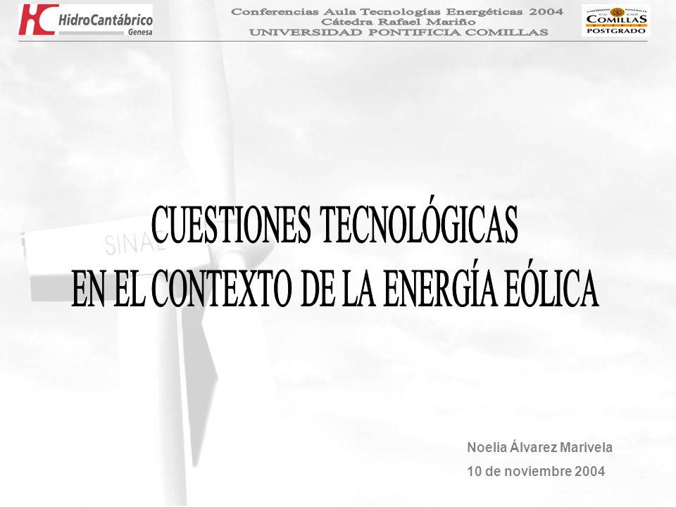 Conferencias Aula Tecnologías Energéticas 2004 Cátedra Rafael Mariño