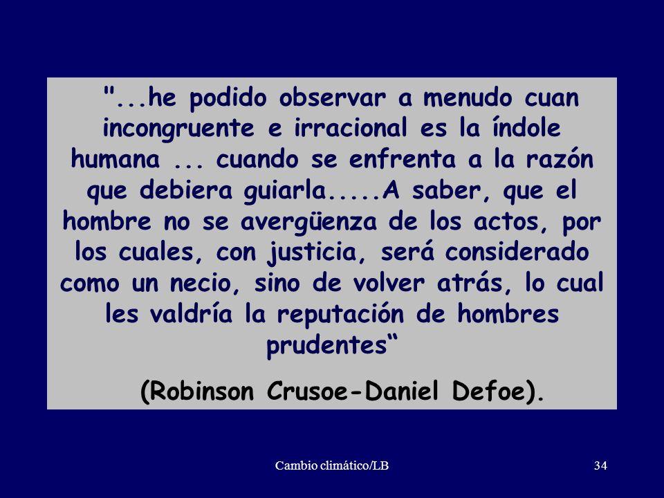 (Robinson Crusoe-Daniel Defoe).