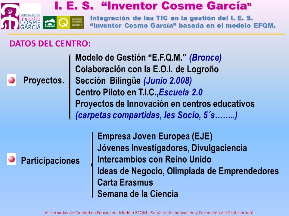 I. E. S. Inventor Cosme García