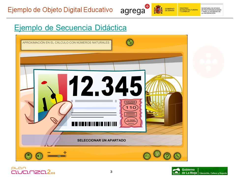Ejemplo de Objeto Digital Educativo