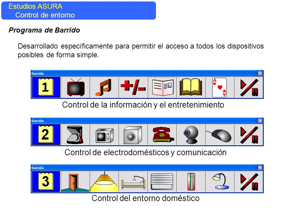 Control de la información y el entretenimiento