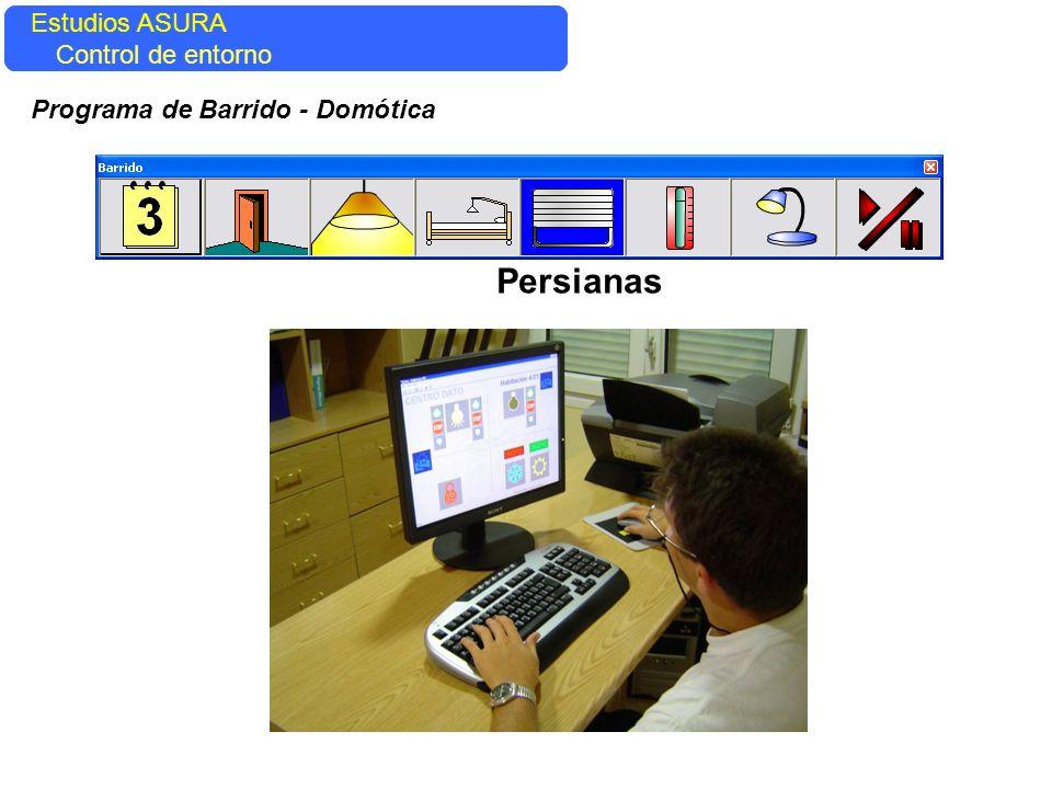Persianas Estudios ASURA Estudios ASURA Control del entorno