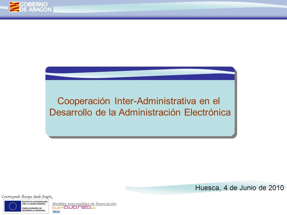 Cooperación Inter-Administrativa en el