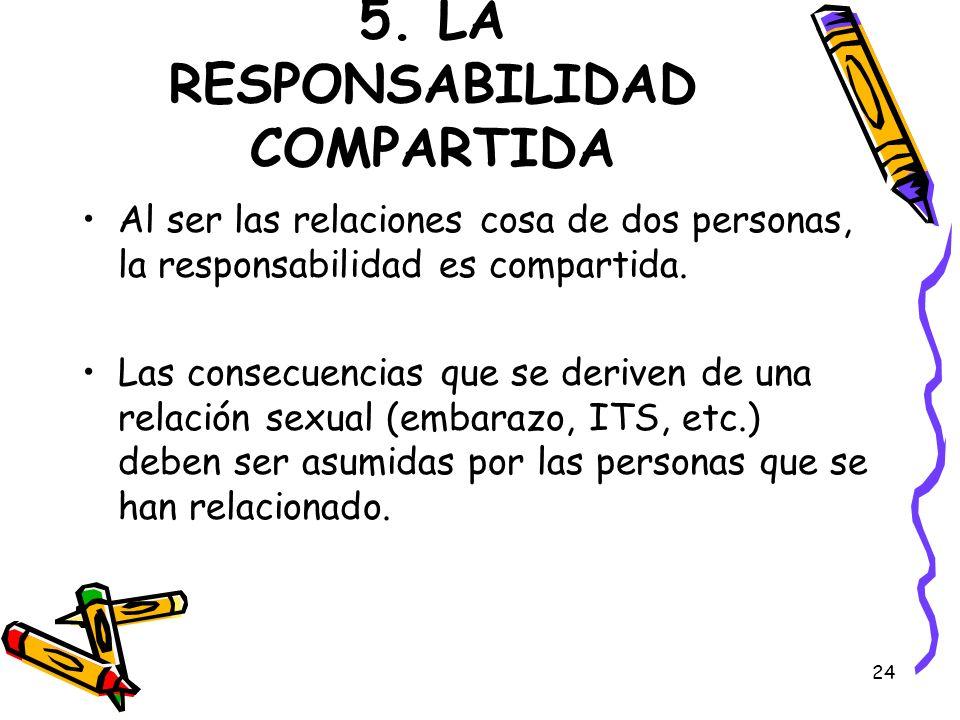 5. LA RESPONSABILIDAD COMPARTIDA
