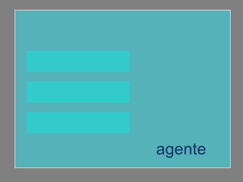 jirafa agente agenda agente