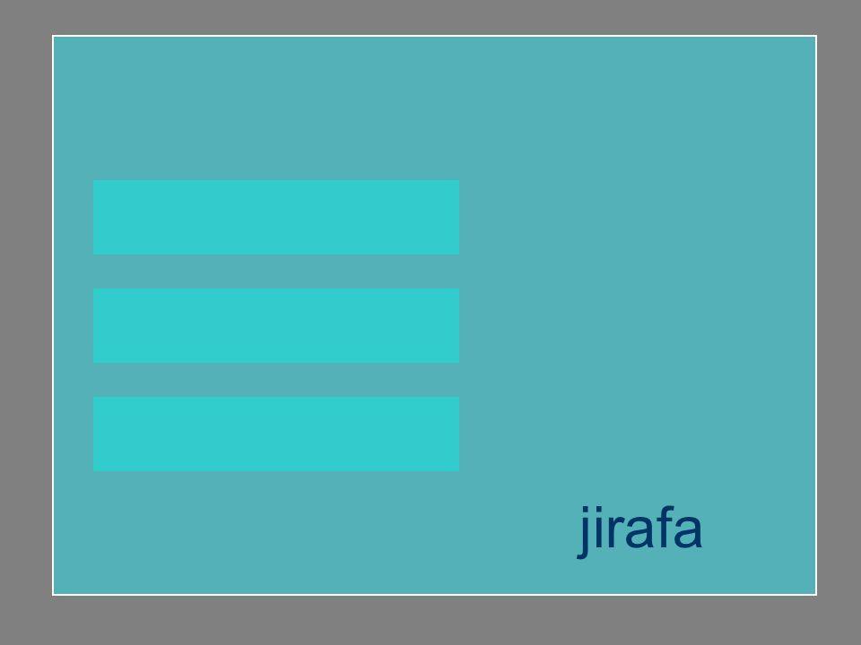 recoger jirafa ejército jirafa