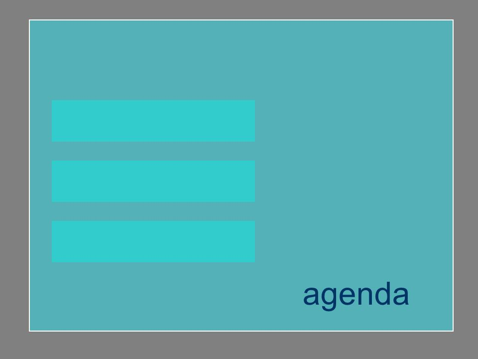 salvaje gesto agenda agenda