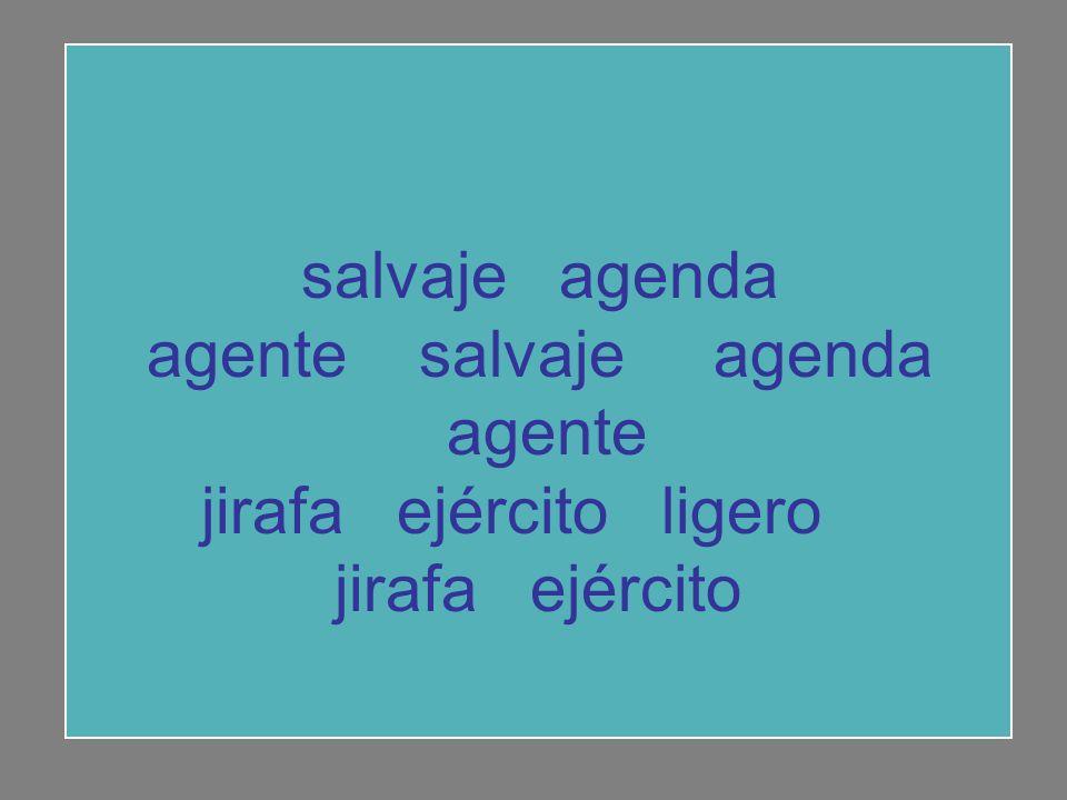 jirafa ejército ligero