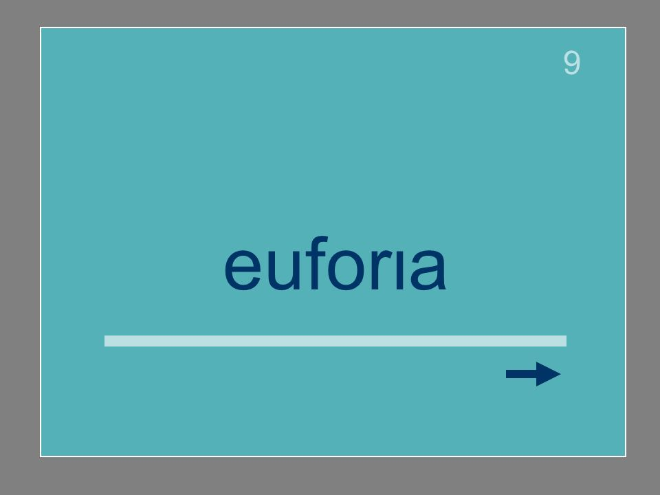9 euforia