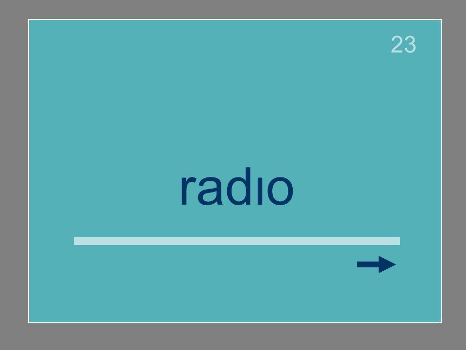 23 radio