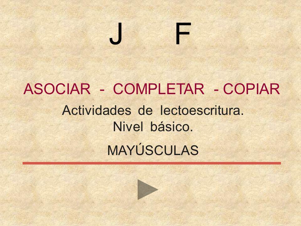 J F ASOCIAR - COMPLETAR - COPIAR
