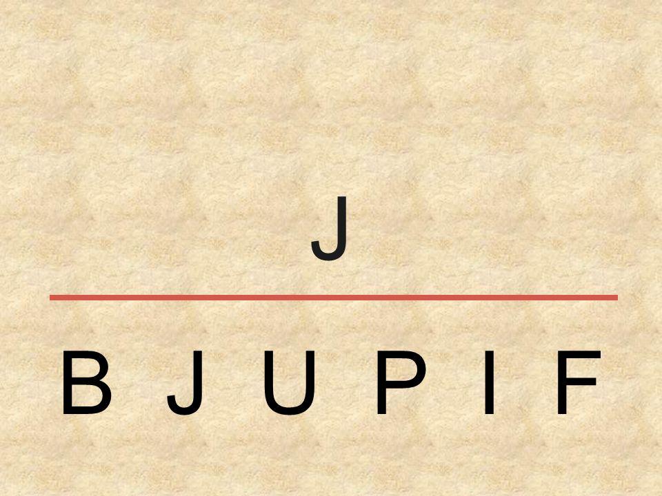 J B J U P I F