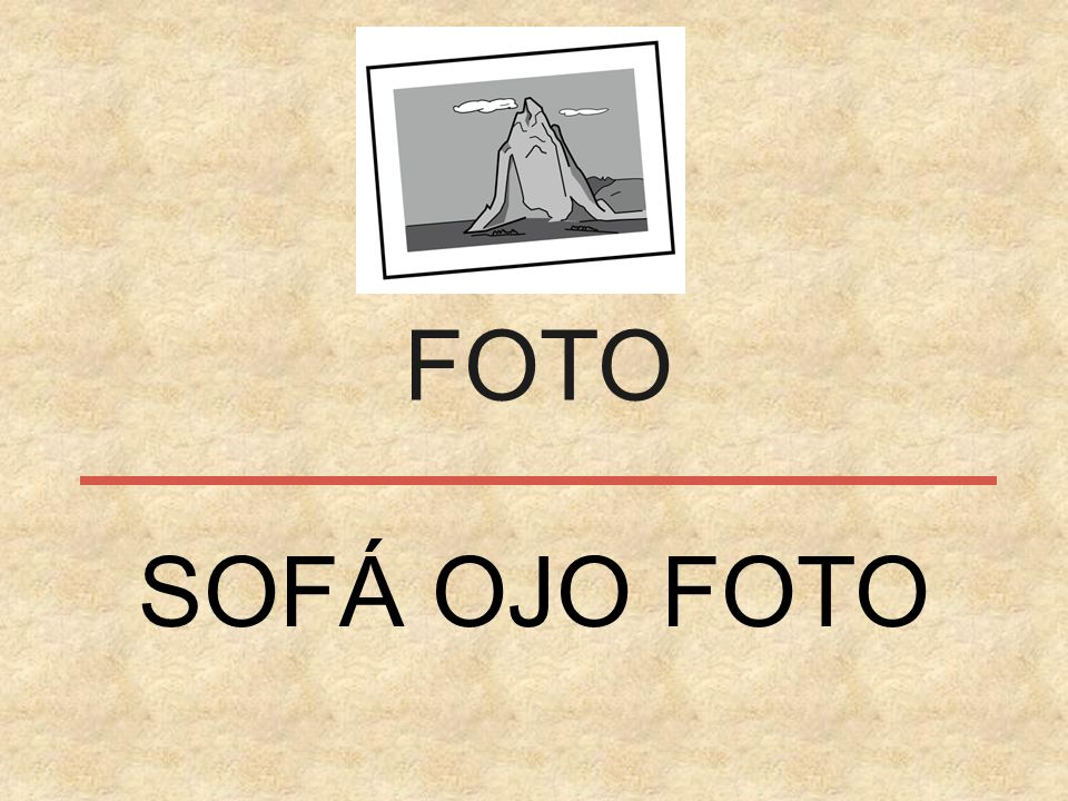 FOTO SOFÁ OJO FOTO