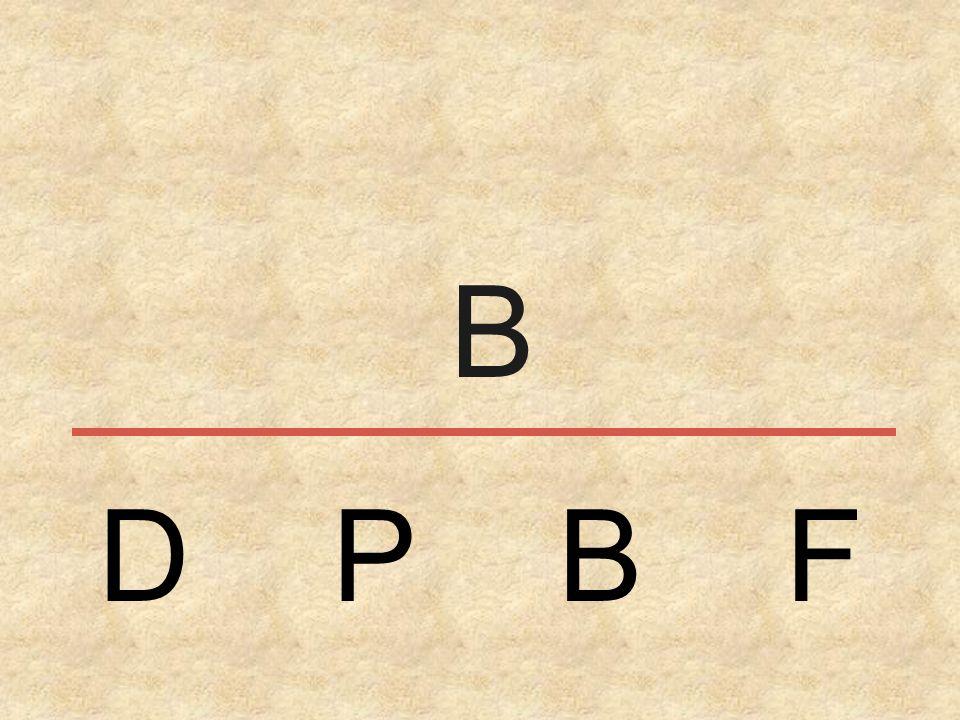 B D P B F