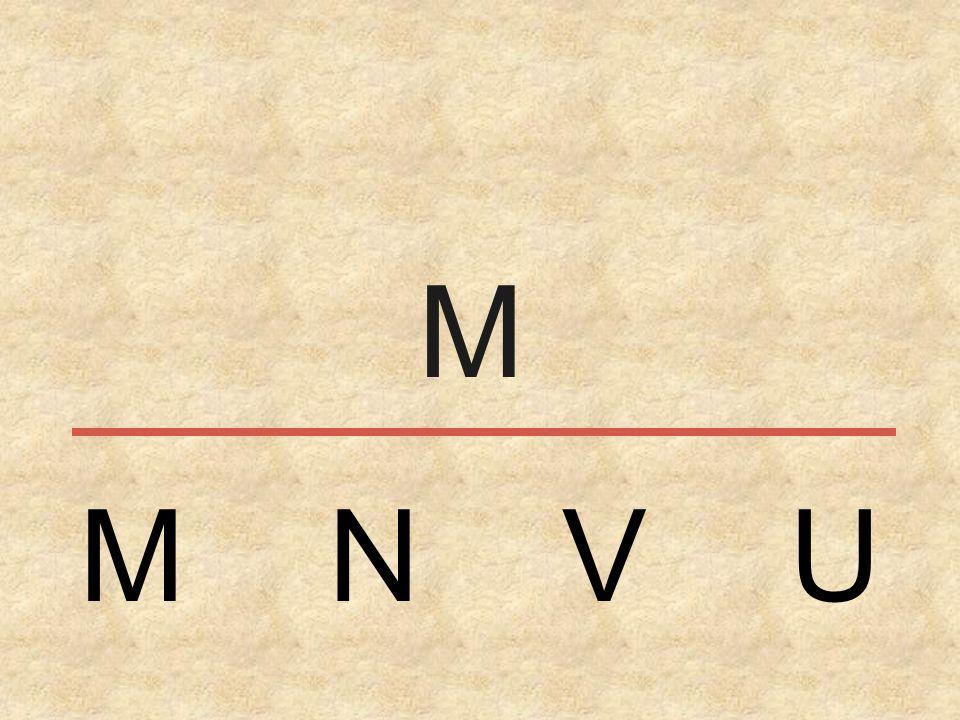 M M N V U