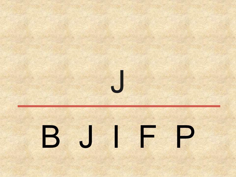 J B J I F P