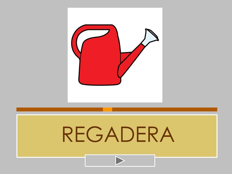 REGADERA