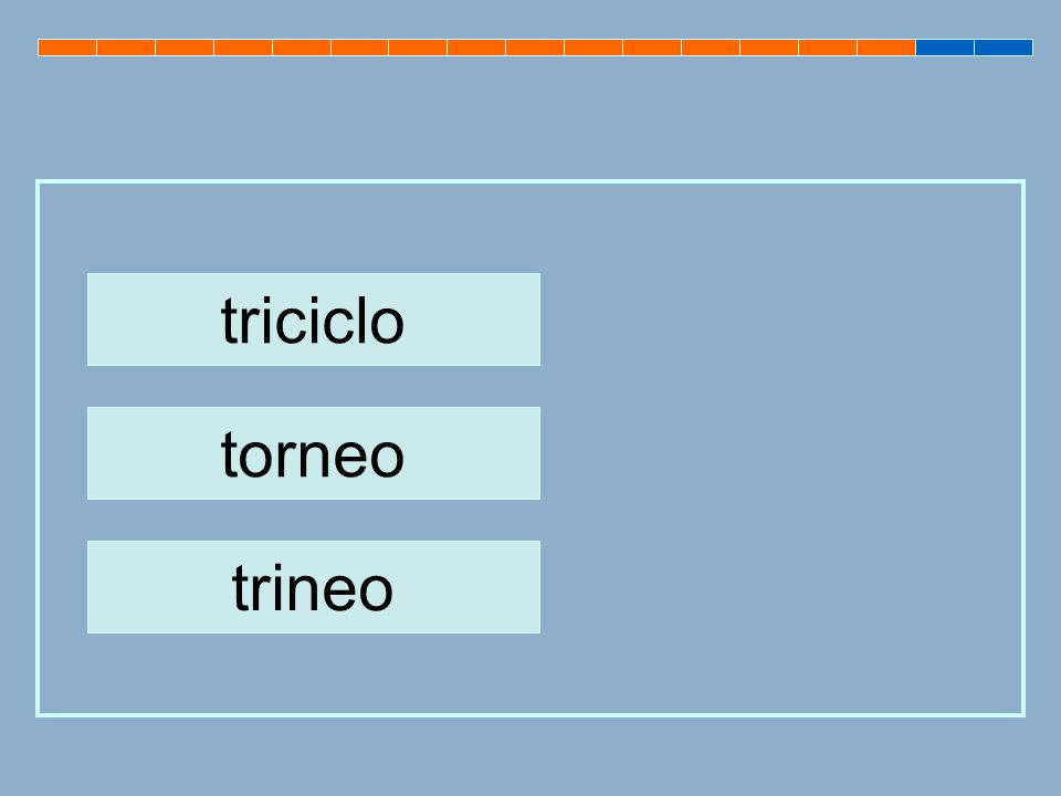 triciclo torneo trineo