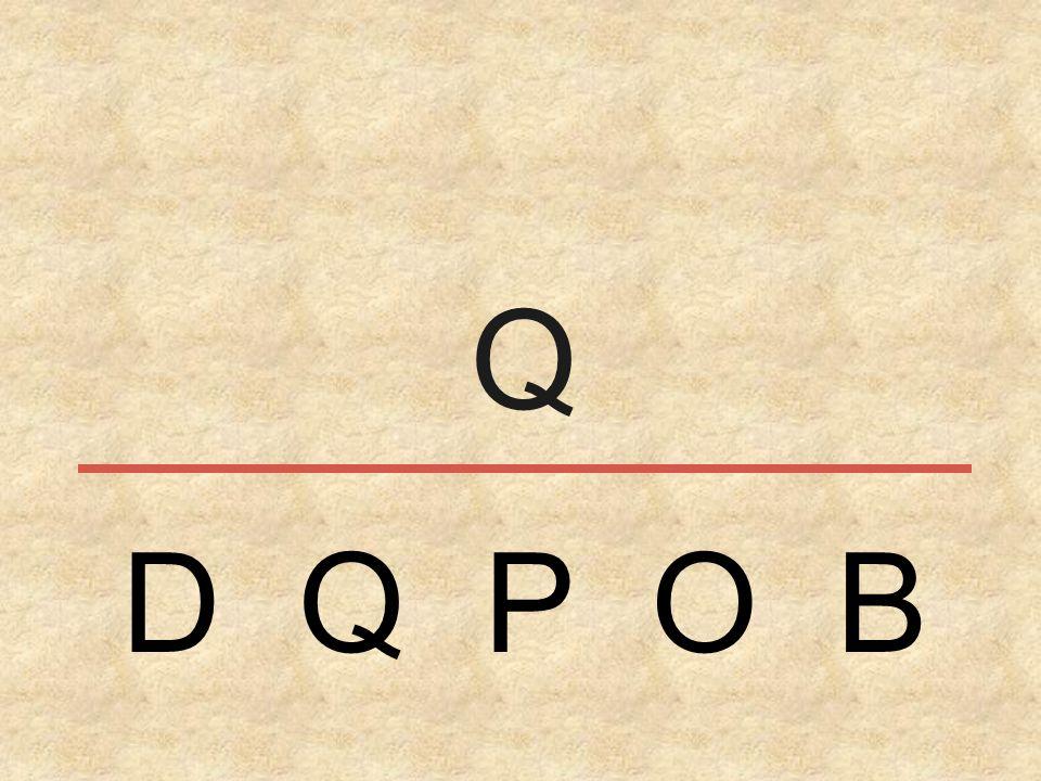 Q D Q P O B