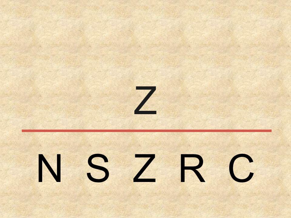 Z N S Z R C