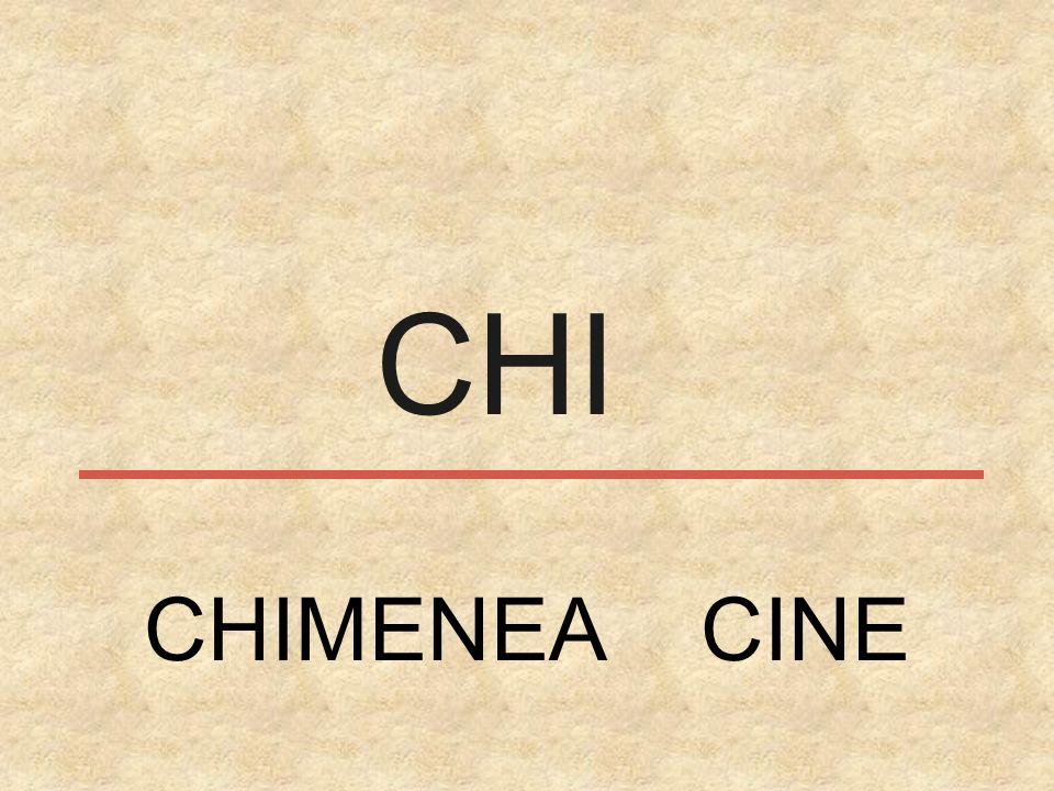 CHI CHIMENEA CINE