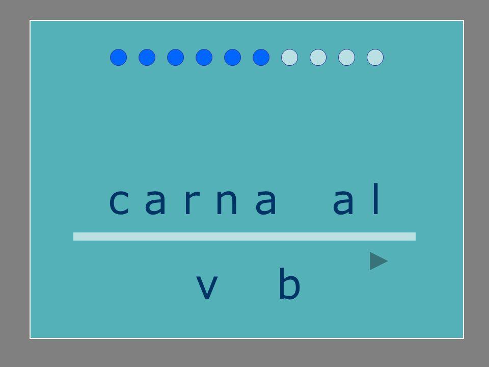 c a r n a v a l v b