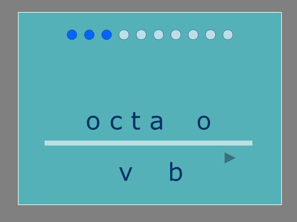 o c t a v o v b