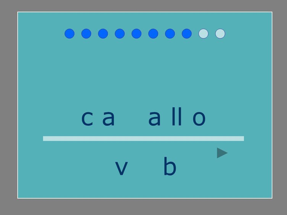 c a b a ll o v b