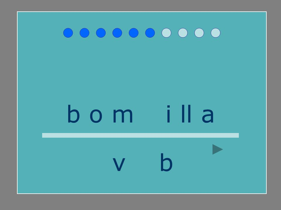b o m b i ll a v b