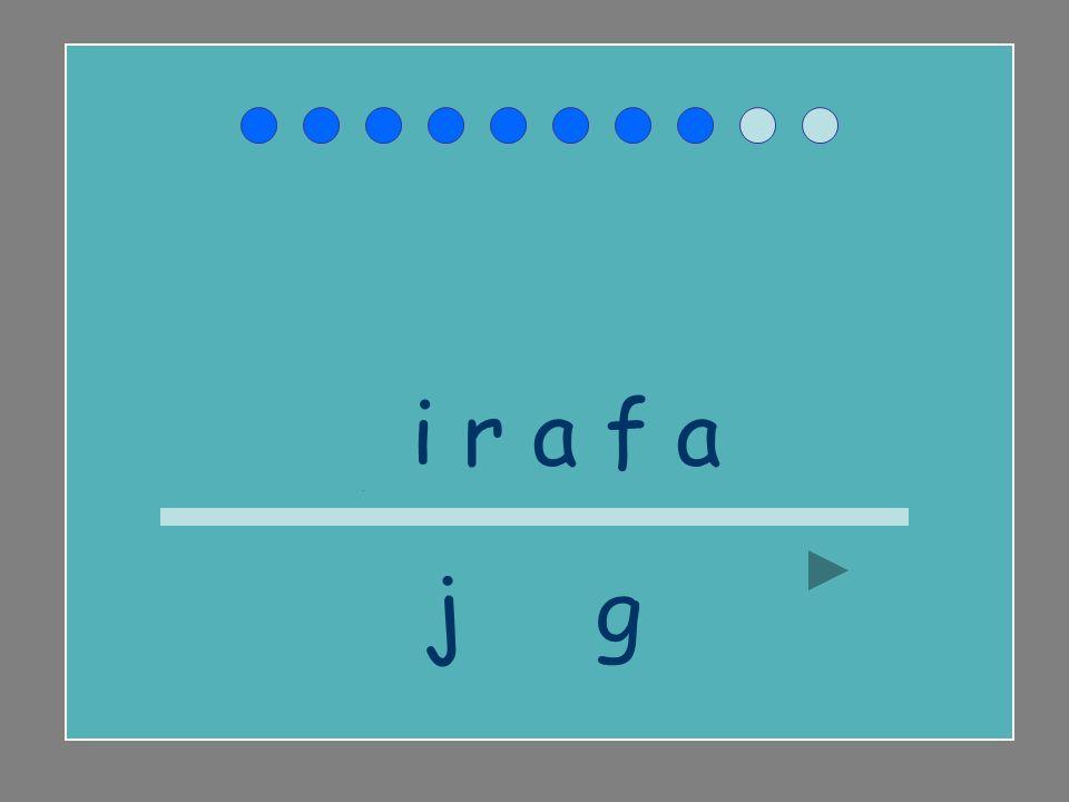 j i r a f a j g