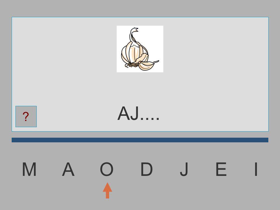 AJ.... M A O D J E I