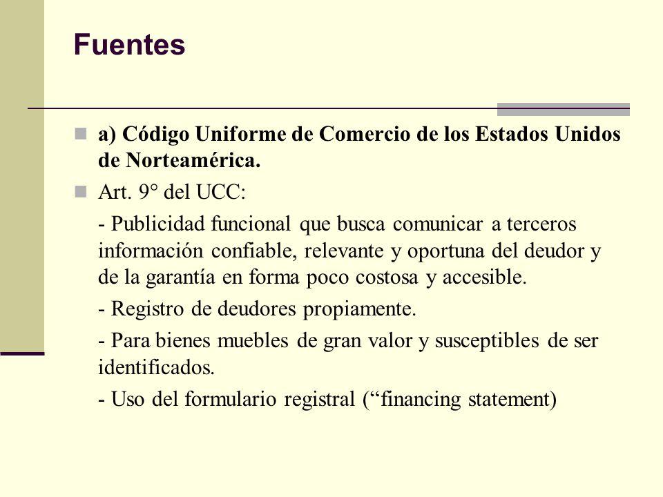 La garant a mobiliaria en el registro mobiliario de contratos y su vinculaci n con los registros - Registro mercantil de bienes muebles ...