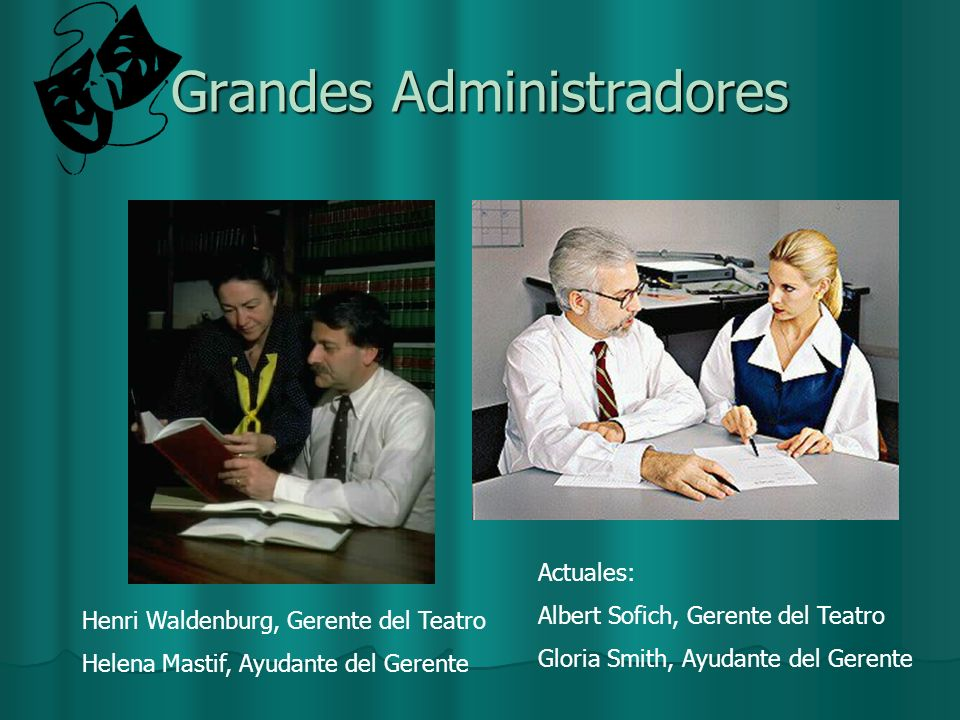 Grandes Administradores