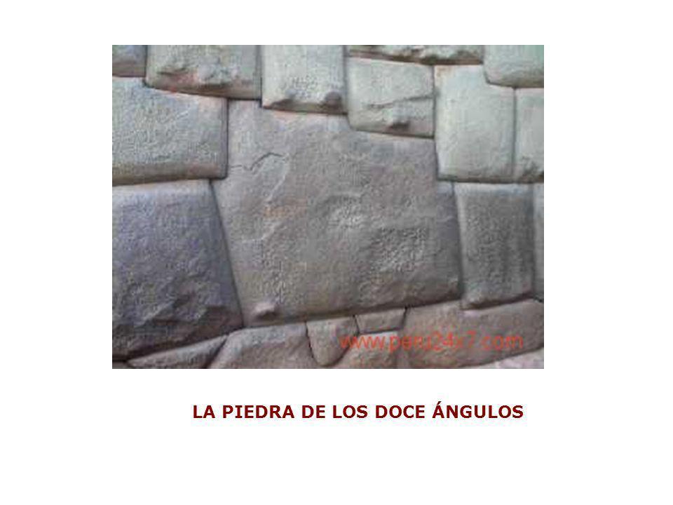 LA PIEDRA DE LOS DOCE ÁNGULOS